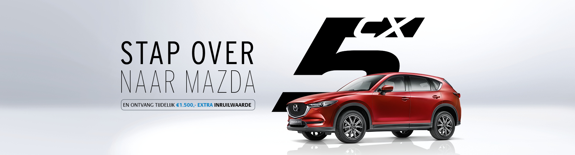 171092 Banner Mazda CX-5 Product - 1920x520px
